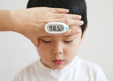 Thermometers designed to work in a way that feels natural | Inspirez | CRAW | Scoop.it