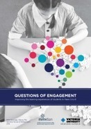 Questions of engagement: improving the learning experiences of students in Years 5 to 8 | Education Reports | Scoop.it