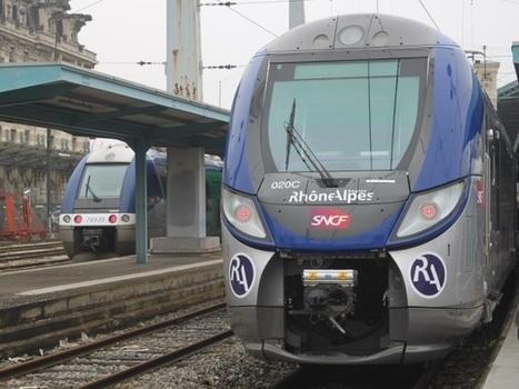 Auvergne-Rhône-Alpes : 22 lignes de TER jugées obsolètes et menacées de fermetures | Logistique et mobilité des biens et des personnes en Auvergne-Rhône-Alpes | Scoop.it