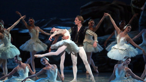 Ballet Dancers as Brands | Arts Marketing | Scoop.it