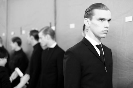 Dior Homme, show la Chine | Parfum | Scoop.it