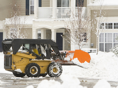 Commercial & Residential Snow Removal Services In Hamilton   Snow Removal Services In Hamilton   Scoop.it