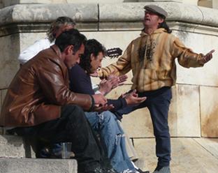 Mendigos alemanes se disfrazan de españoles para dar más pena | Segunda Lengua | Scoop.it