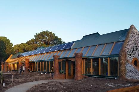 Una Escuela Sustentable – ARQA | Casa ecológica, casa eficiente, casa bioclimática | Scoop.it