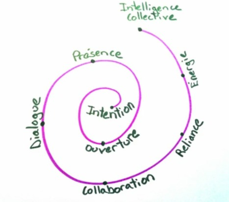 Comment fonctionne la dynamique d'intelligence collective en émergence ? | intelligence collective | Scoop.it