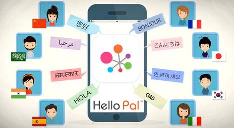 HelloPal : un réseau social pour apprendre de nouvelles langues ! | Smartphones et réseaux sociaux | Scoop.it