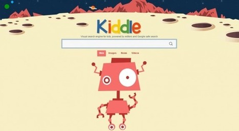 Kiddle, le Google des enfants | Les Enfants et la Lecture | Scoop.it
