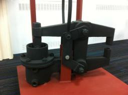 Arrol Hydraulic Riveting Machine unveiled   Sir William Arrol   Scoop.it