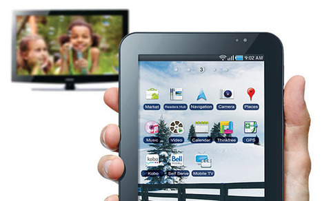 Second-Screen Engagement: The Marketer's Holy Grail? | Go Mobile | Scoop.it