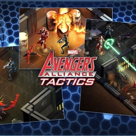 Making Marvel's Avengers a tactical gaming affair (Wired UK) | Video Game News | Scoop.it