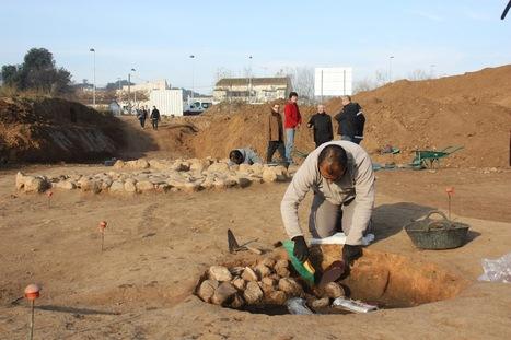 Descubierto en Canovelles un asentamiento neolítico de primer orden | ArqueoNet | Scoop.it