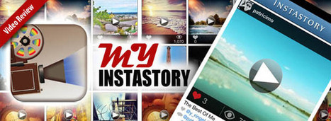 Turn Instagram Photos Into Cool Clips With My InstaStory App | Best iPhone Apps and iPad Apps | Scoop.it
