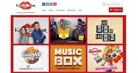 ¿Conseguirá revitalizarse Kiss FM gracias a sus campañas de publicidad y el tirón de DKISS? | Radio 2.0 (Esp) | Scoop.it