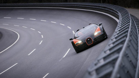 Bugatti Veyron Grand Sport Vitesse becomes the fastest convertible in the world - Yahoo! News (blog) | most wanted | Scoop.it