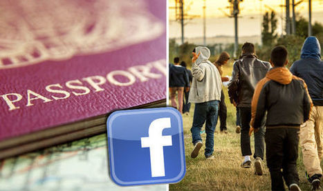 Now migrant smugglers using FACEBOOK to find asylum seekers who want to reach Britain | UNITED CRUSADERS AGAINST ISLAMIFICATION OF THE WEST | Scoop.it