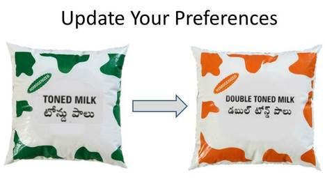 Update Milk Preferences | Easymilk | Scoop.it