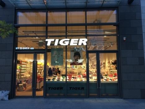 [Retailoscope] Le Danois Tiger sort ses griffes ! | commerce et conso à suivre | Scoop.it