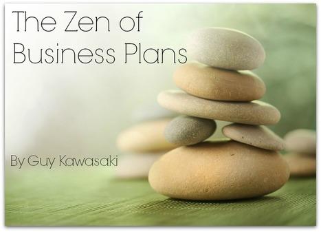 The Zen of Business Plans | Mentiones Sapientiae | Scoop.it