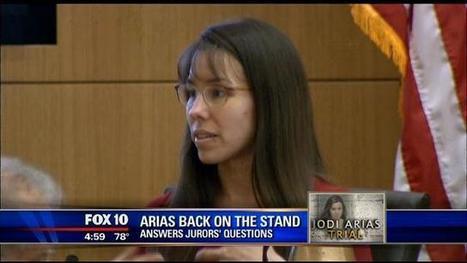 Jurors show disbelief of Jodi Arias stories - MyFox Phoenix   divorce lawyers phoenix   Scoop.it