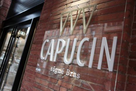 Viens là mon Capucin… By Michel & Sébastien Bras, Toulouse. | Food & chefs | Scoop.it