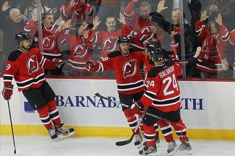 New Jersey Devils Season Recap: Only Really Have Played 2 ... | NJ Devils | Scoop.it