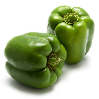 Capsicum Green (each) - Harris Farm Markets | Capsicums-green | Scoop.it