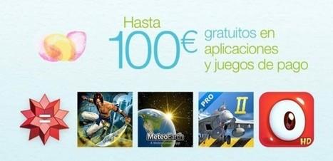 Amazon te regala una selección de aplicaciones y juegos valorados en 100 euros | Recull diari | Scoop.it