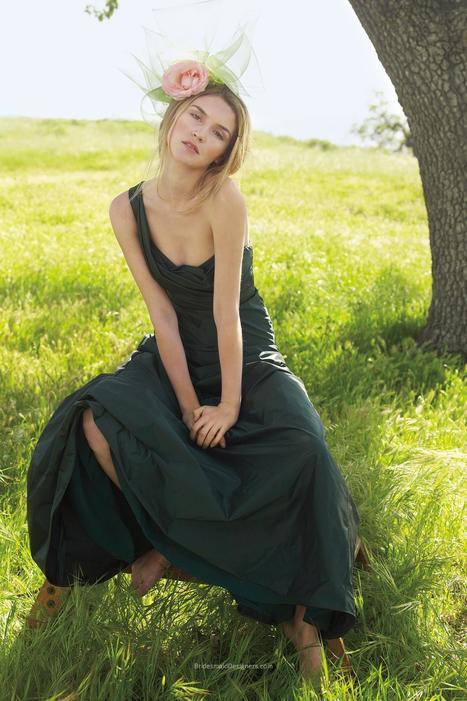 Teal Bridesmaid Dresses - BridesmaidDesigners | Discount Bridesmaid Dresses | Scoop.it