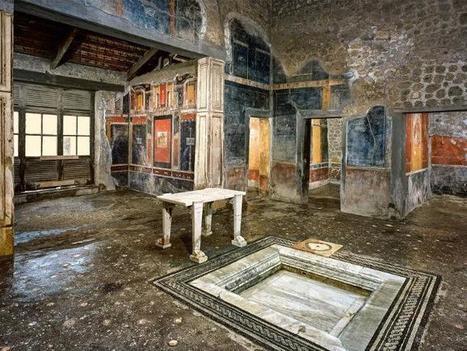 Pompeya, la tragedia que inspiró a los artistas | Mundo Clásico | Scoop.it