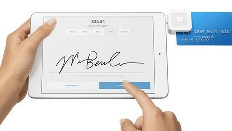 Square Plans a New, Chip-Friendly Credit Card Reader | Technobabble | Scoop.it