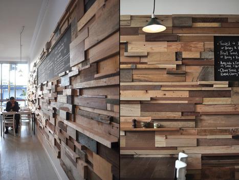 Slowpoke Espresso Cafe by Anne-Sophie Poirier, Fitzroy, Australia | Interior design | Scoop.it
