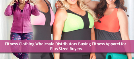 Fitness Clothing Wholesale Distributors Buying Fitness Apparel for Plus Sized Buyers - ASG Sports | Online Sports Clothing | Scoop.it