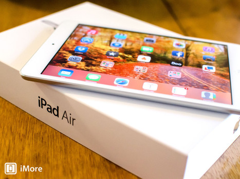 How to transfer data from your old iPad to your new iPad Air or Retina iPad mini   Backing Up iPad Data   Scoop.it