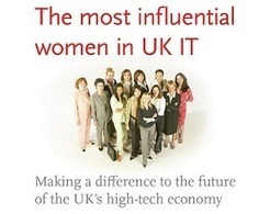 The 25 most influential women in UK IT 2013 | World of Tech Today | Scoop.it