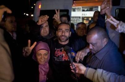 Palestinian political prisoner Issawi is released   Jerusalem   Scoop.it