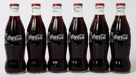 The real thing: the Coke bottle at 100 | Communication design | Scoop.it