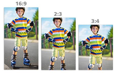 Inspiraatio: Yllättikö tilaamiesi kuvien koko? - Ifolor | Valokuvaus | Scoop.it