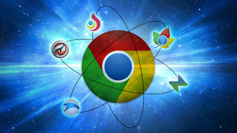 Four Alternative, Useful Browsers Based On Google Chrome | Bazaar | Scoop.it