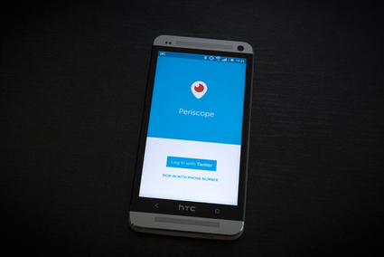 How to Use Periscope to Drive Business for Your Brand | MarketingHits | Scoop.it