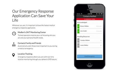 Afrique du Sud: L'application Medlert sauve la vie de 6,000 patients   Yvon Kamach   Scoop.it