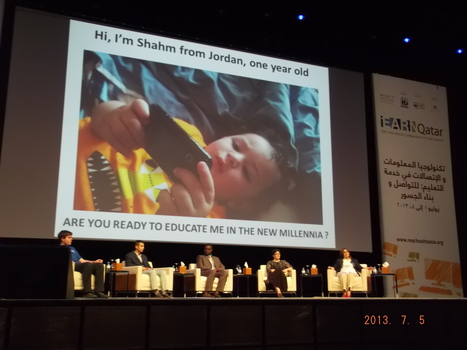 700 educators, students to attend iEARN meet today - Qatar Tribune - First with the news and whats behind it | How to Learn in 21st Century | Scoop.it