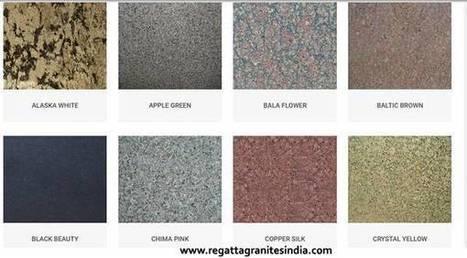 Granite exporter from india | New Imperial Red granite wholesale distributors in India | Scoop.it