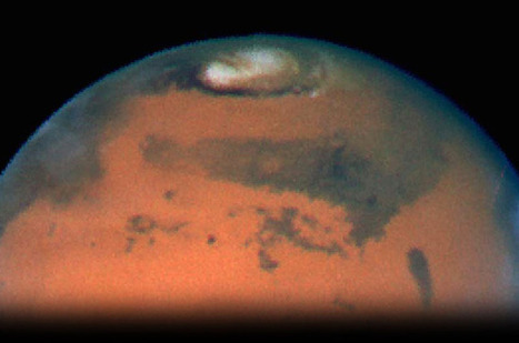 MYSTERY of GLOWING 'PLUMES' above MARS: Boffins baffled | AboutBC - Cultura y Ciencia | Scoop.it