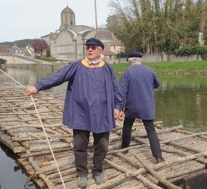 Du Morvan à Paris, la nouvelle épopée des «flotteurs de bois» | Merveilles - Marvels | Scoop.it
