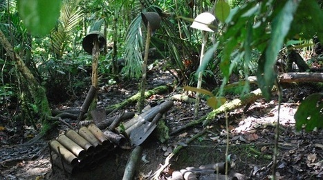 2010: Lost WWII battlefield found -– war dead included. Remained untouched since 1942 - WAR HISTORY ONLINE | Als Return to Education | Scoop.it