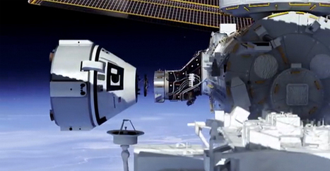 CST-100 testing delayed until 2018 | The NewSpace Daily | Scoop.it