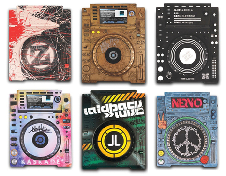 Zedd, Dada Life, Laidback Luke, Kaskade and more auction off custom CDJs for VH1 Save the Music Foundation | DJing | Scoop.it