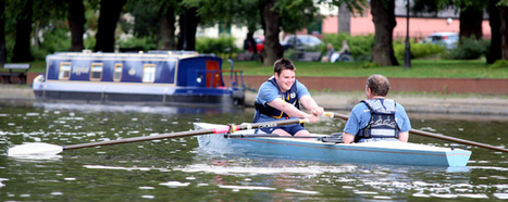 """Scott Ballard-Ridley: """"I'm now able to compete in able-bodied races!"""" 