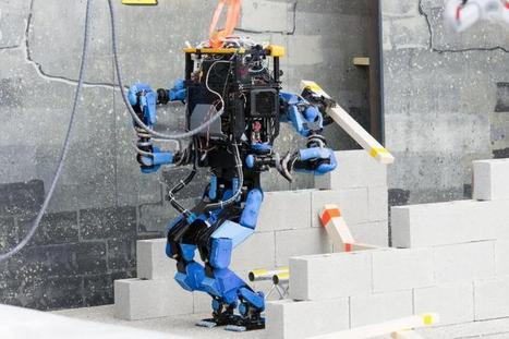 Google's SCHAFT Robot To Be Self-Funded | Robotics and their Artificial Intelligence | Scoop.it
