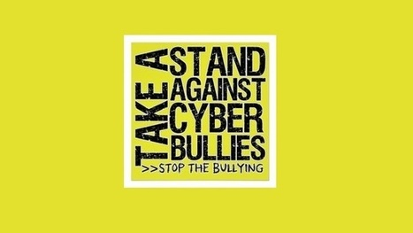 Cyber bullying pictures and posters for your classroom | Las ganas de aprender | Scoop.it